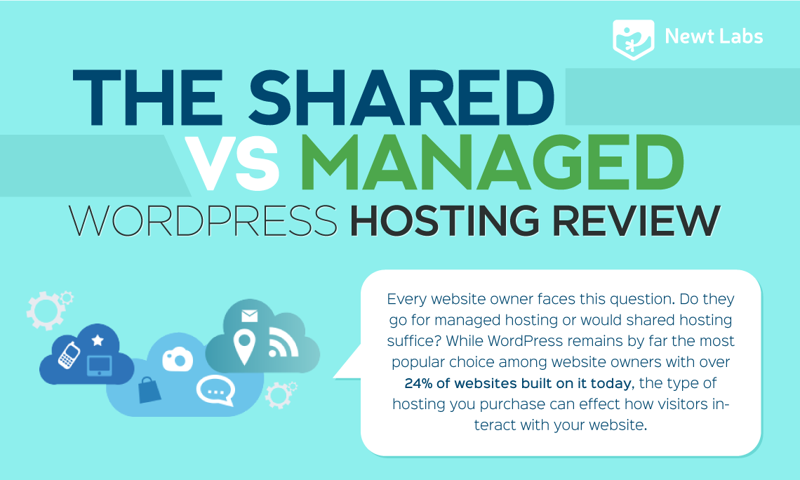 the shared vs managed WordPress hosting review introduction
