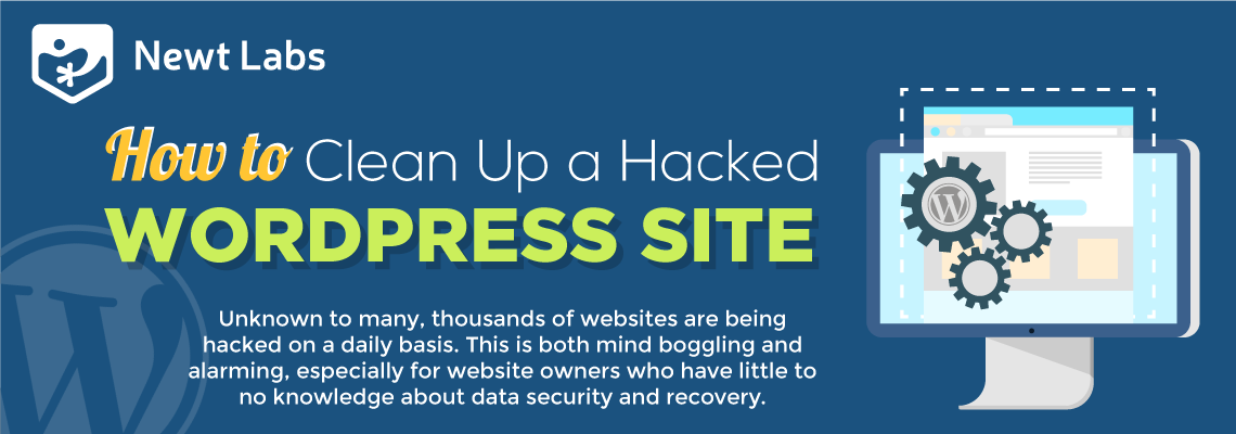How to Clean Up a Hacked WordPress Site Intro