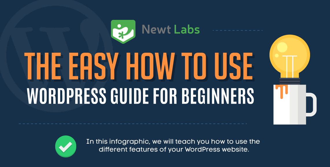 The Easy How To Use WordPress Guide For Beginners Introduction