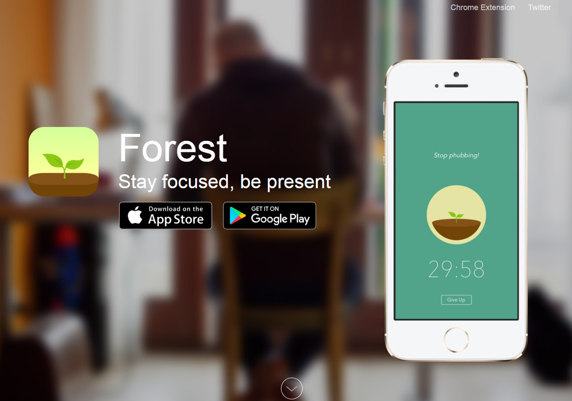 forest app