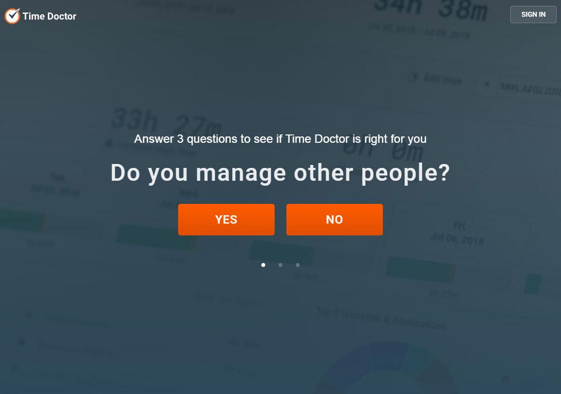 time doctor website